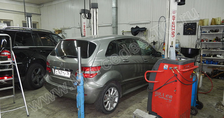 to mercedes b klass w245